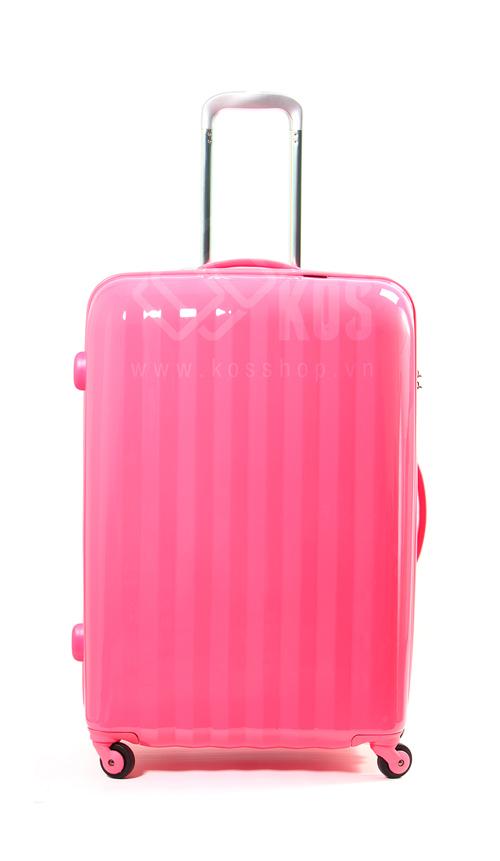 Mẹo chọn mua vali size lớn cho gia đình